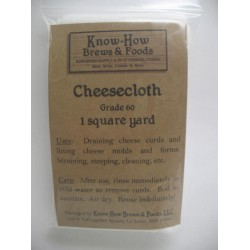 Fine Cheesecloth 1 yd.